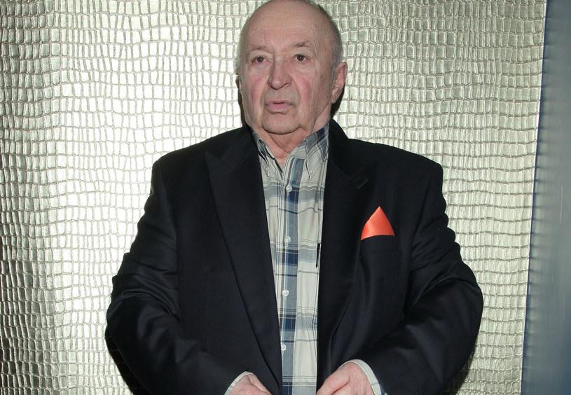 Bohdan Łazuka /Paweł Wrzecion /MWMedia