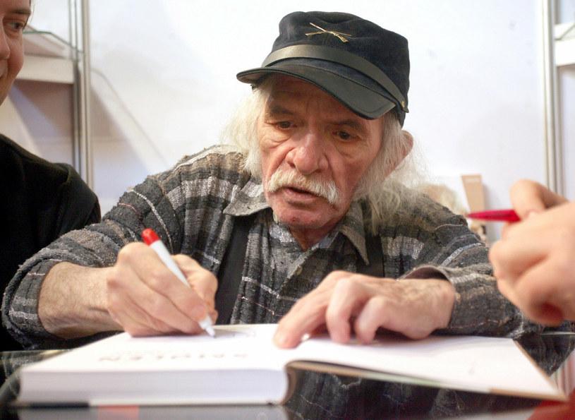 Bohdan Smoleń /Tomasz Burda/REPORTER /Reporter