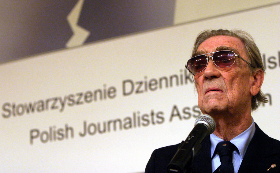 Bohdan Tomaszewski / Leszek Szymański    /PAP
