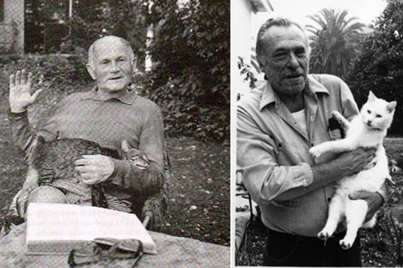 Bohumil Hrabal, Charles Bukowski /materiały prasowe