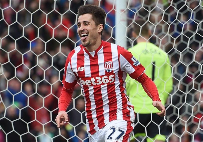 Bojan Krkić w barwach Stoke City /AFP