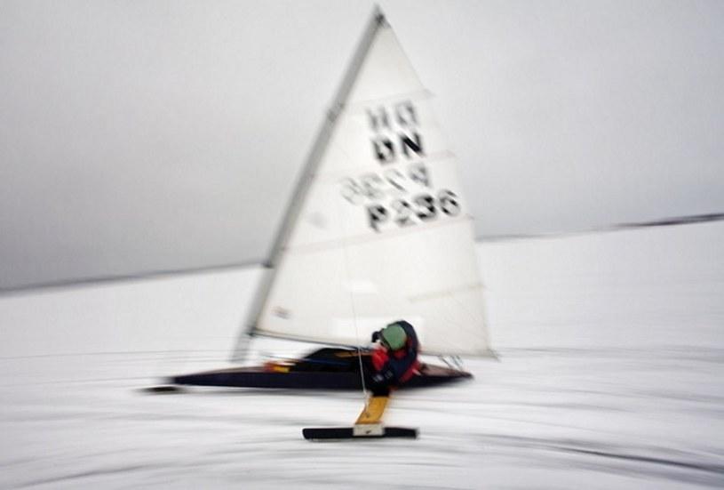 Bojerowe MŚ odbyły się na jeziorze Orsasjoen w Szwecji /AFP