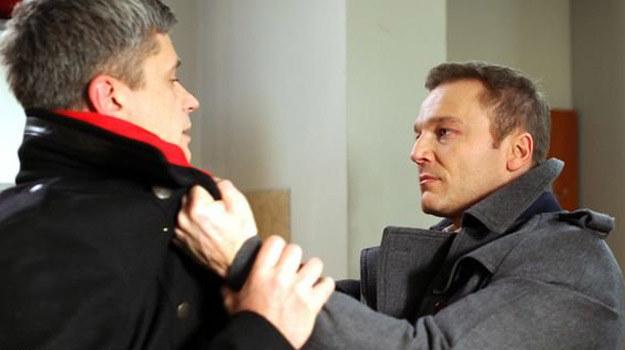 """Bójka w """"M jak miłość"""" /MTL Maxfilm"""