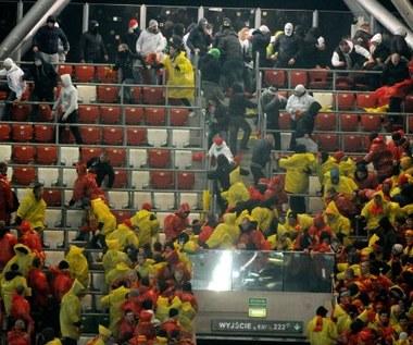 Bójki na stadionie Legii - prezes Bogusław Leśnodorski: Stadion jest dla fanów, a nie dla bandytów