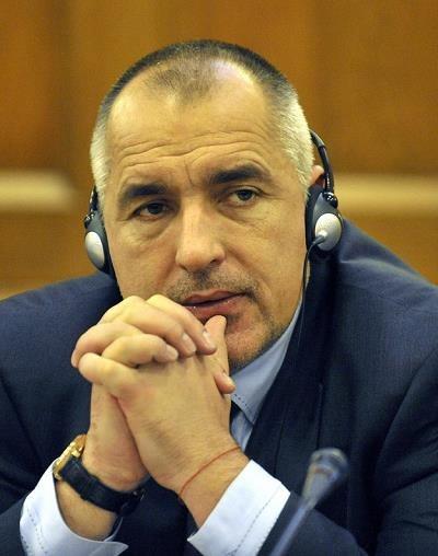Bojko Borisow, premier Bułgarii /AFP