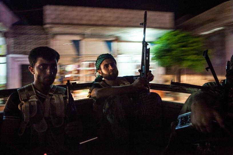 Bojownicy Hezbollahu walczą po stronie syryjskiego prezydenta /AFP