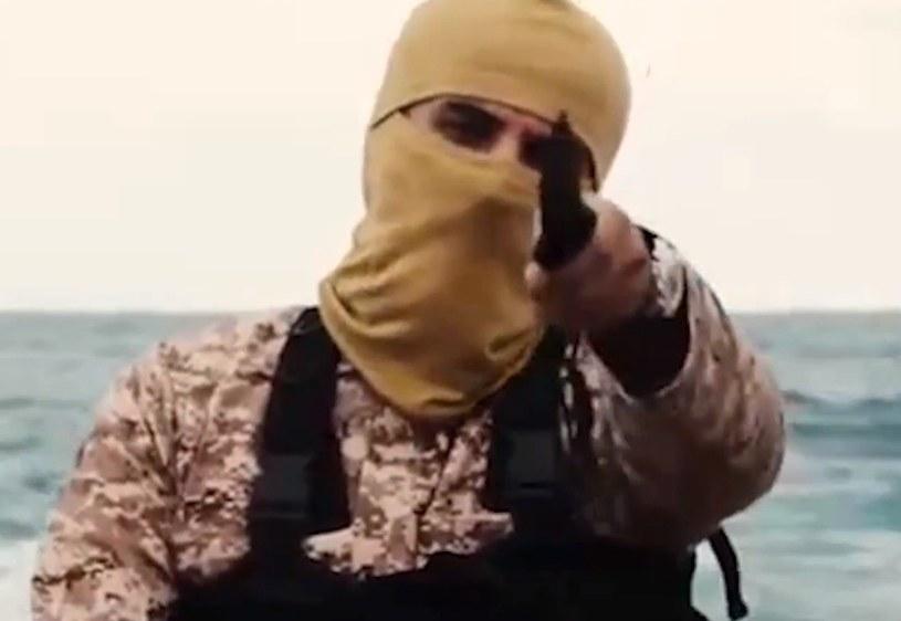 Bojownicy IS, zdj. ilustracyjne /Polaris Images /East News