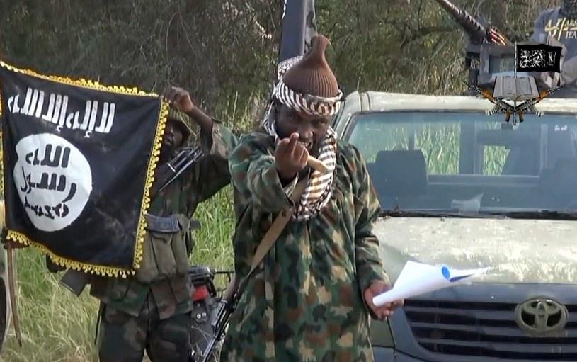 Bojownik Boko Haram /AFP