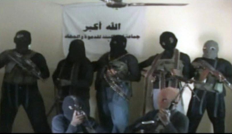 Boko Haram to grupa terrorystyczna /AFP