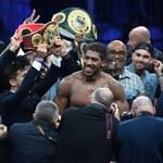 Boks. Anthony Joshua i Tyson Fury zmierzą się w Arabii Saudyjskiej