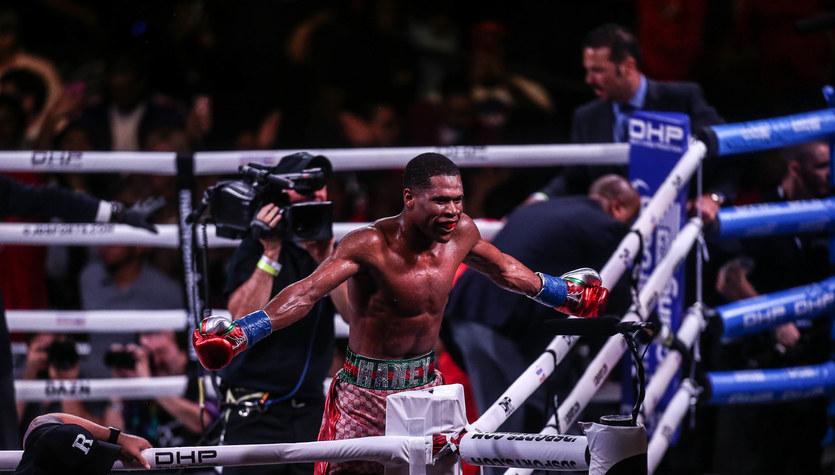 Boks. Devin Haney przywrócony na tron WBC
