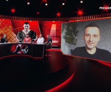 """Boks. Dziennikarz Interii Artur Gac w programie """"Koloseum""""(POLSAT SPORT). Wideo"""