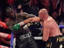 """Boks. Fury pokonał Wildera. """"Król wrócił na swoje miejsce"""""""