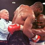 Boks. Holyfield o taktyce na pierwszą walkę z Tysonem