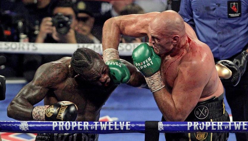 Boks. Joe Calzaghe: Tyson Fury jest najlepszy na świecie