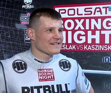 Boks. Maksim Hardzeika: Mój rywal to wojownik (POLSAT SPORT). WIDEO