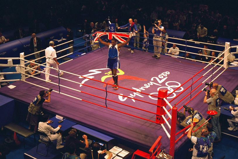 Boks na igrzyskach /Getty Images