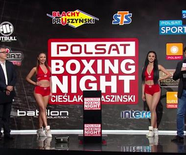Boks. Polsat Boxing Night 10: Oficjalne ważenie (POLSAT SPORT). WIDEO