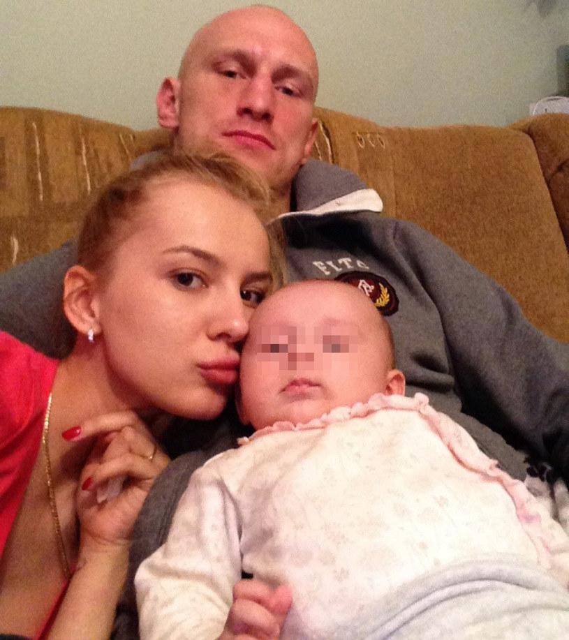 Bokser i jego była kochanka mają córkę /KAPIF/KAPiF.pl /East News