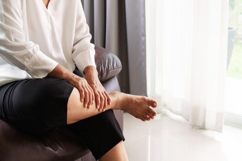 Ból bywa skutkiem wysiłku fizycznego /123RF/PICSEL
