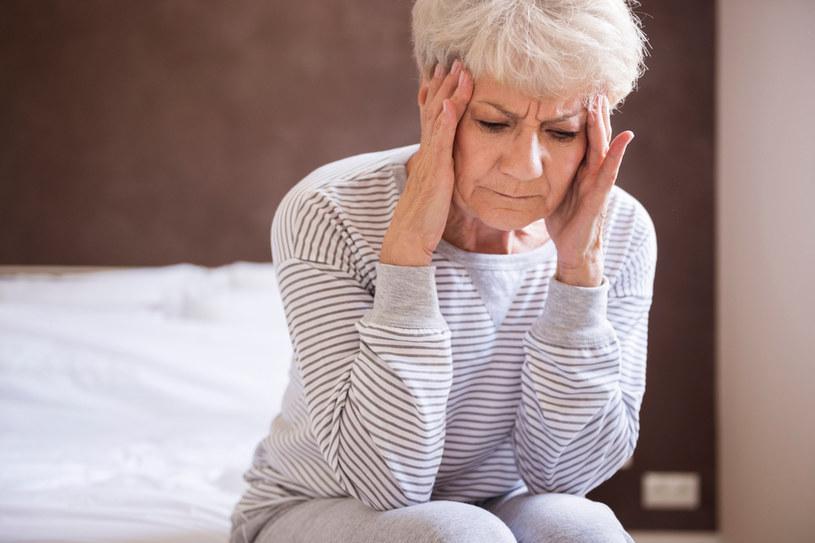 Ból głowy, nie tylko w okolicach potylicy, utrudnia codzienne funkcjonowanie /123RF/PICSEL