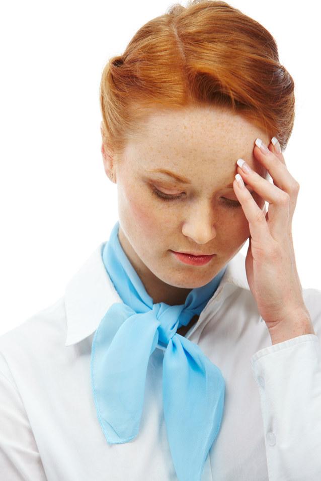 ból głowy przyczyny /© Photogenica