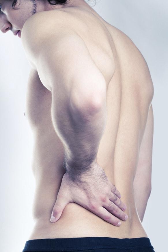 ból kręgosłupa /© Photogenica