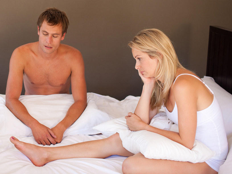 Ból podczas stosunku może mieć przyczyny o podłożu psychologicznym  /© Panthermedia