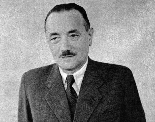Bolesław Bierut pracował na rzecz sowieckiego wywiadu /Agencja FORUM