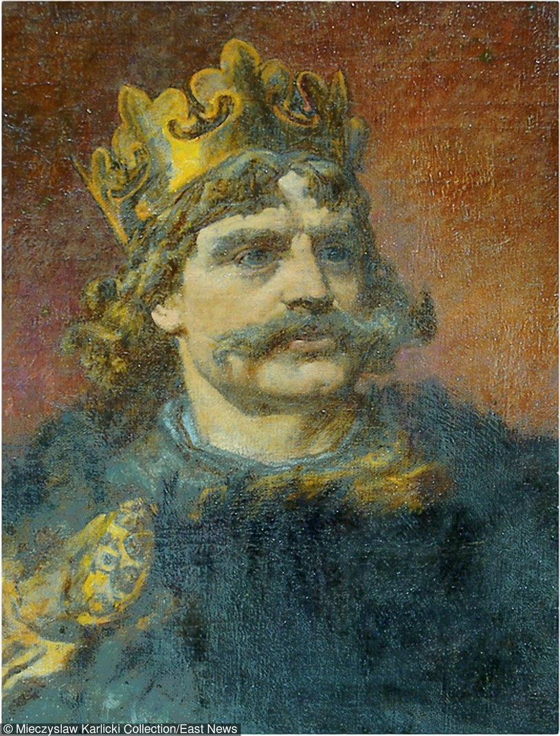 Bolesław I Chrobry w portrecie Jana Matejki /Archiwum Karlicki /East News