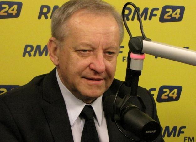 Bolesław Piecha /RMF