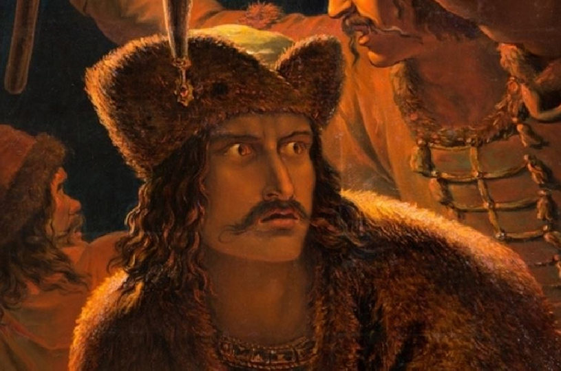 Bolesław Srogi. XIX-wieczny obraz Antona Pettera /domena publiczna