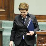 Bolesny upadek Jarosława Kaczyńskiego w Sejmie