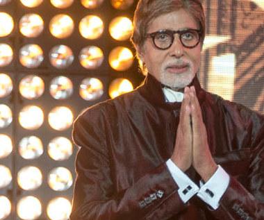 Bollywoodzki gwiazdor bez wody