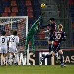 Bologna FC - Benevento Calcio w 22. kolejce Serie A. Asysta Glika