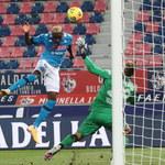 Bologna FC - Napoli 0-1 w meczu 7. kolejki Serie A