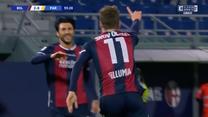 Bologna - Parma 4-1 - skrót (ZDJĘCIA ELEVEN SPORTS). WIDEO