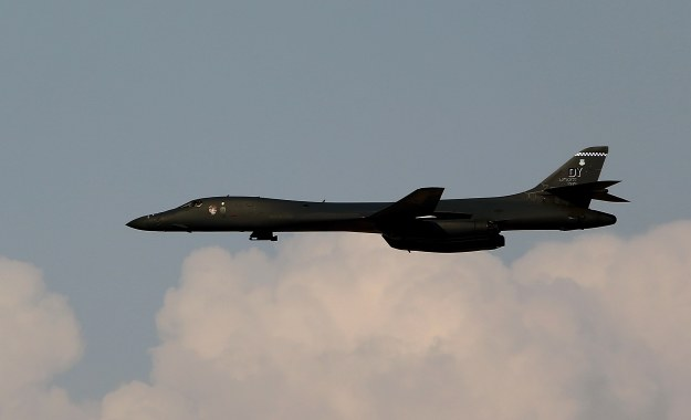 Bombowiec B-1 /AFP