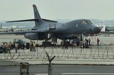 Bombowiec B-1B pojawił się z podwieszonymi pociskami naddźwiękowymi