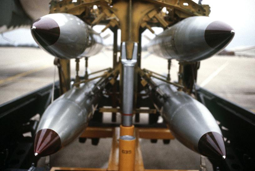 Bomby B-61 - USA rozpoczęły poważne plany ich modernizacji /Departament Obrony USA /
