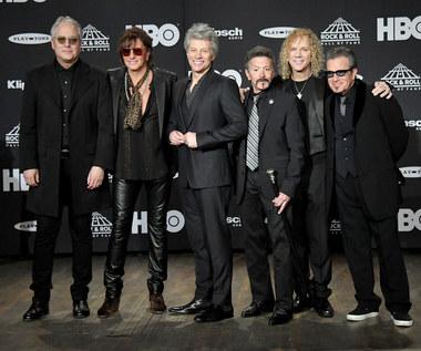 Bon Jovi w Rockandrollowym Salonie Sław. Richie Sambora: Nigdy nie mów nigdy