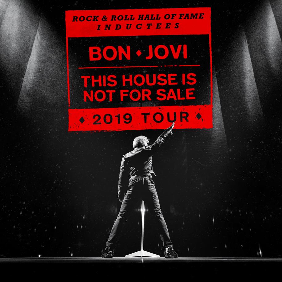 Bon Jovi zagra pierwszy w historii koncert w Warszawie na stadionie PGE Narodowym /materiały dystrybutora