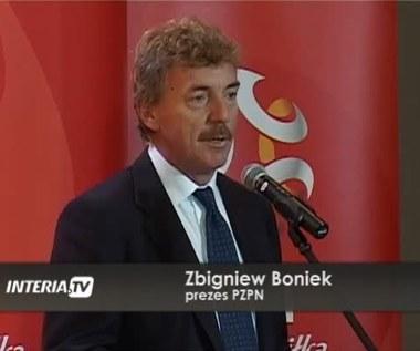 """Boniek: My nie chcemy, żeby ktoś śpiewał """"kochać PZPN"""""""