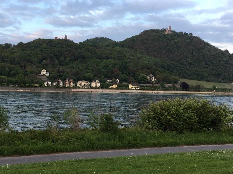Bonn nad Renem. Widok na Siedmiogórze i ruiny zamku, fot. Katarzyna Domagała-Pereira /Deutsche Welle