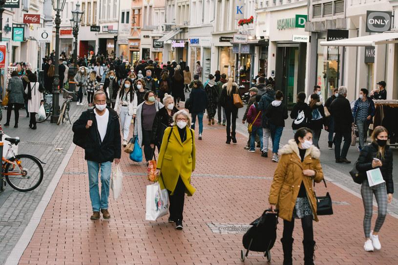 Bonn w czasie epidemii /Ying Tang/NurPhoto /Getty Images