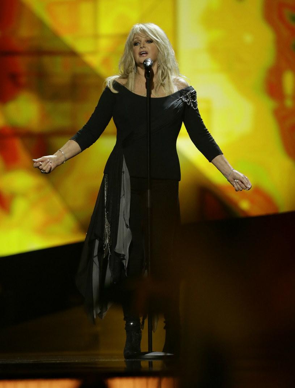 Bonnie Tyler /AP