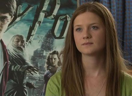 Bonnie Wright czyli filmowa Ginny Weasley /INTERIA.PL