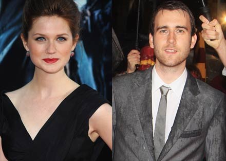 Bonnie Wright i Matthew Lewis: Jak się nie ma co się lubi, to się lubi co się ma /Getty Images/Flash Press Media