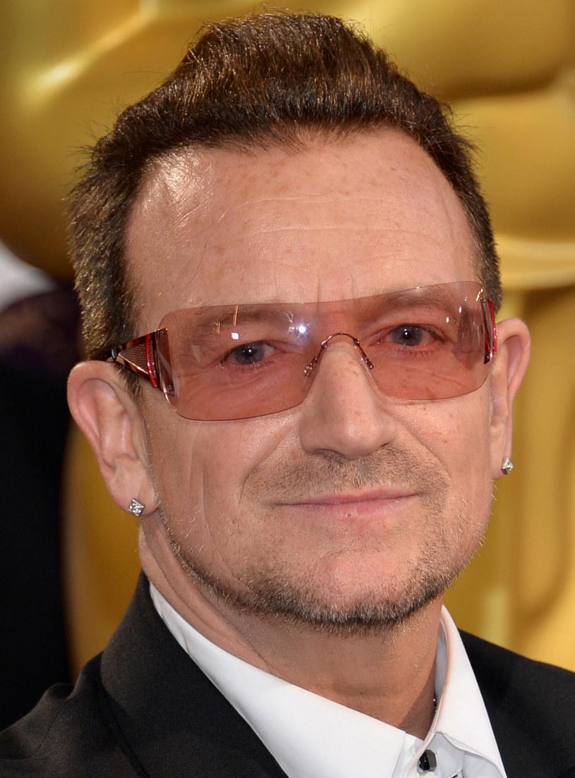 Bono doznał poważnego złamania ręki /Michael Buckner  /Getty Images