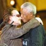 Bono i Mandela w Norwegii